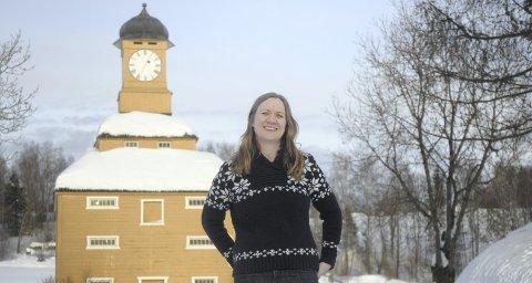 Store Verdier: Anne Cathrine Blakstad har store verdier å ta vare på. Hun kjenner vekten av forvalteransvaret.