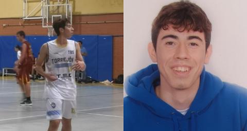 BASKETSPILLER: 18 år gamle Pablo fra Madrid spiller på høyt nivå hjemme i Spania, under sitt utvekslingsår i Norge vil han gjerne spille hos Asker Aliens.