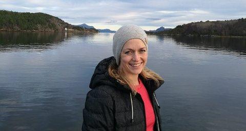 FORSKNING: Heidi Vihovde Sandvig håper kunnskapen man får gjennom doktorgradsprosjektet hun skal være med på kan bidra til bedre behandling av pasienter med hjerneslag.