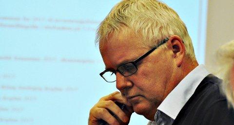 Utfordring: Befolkningen blir stadig eldre, påpeker Stig Rune Andreassen. Arkiv
