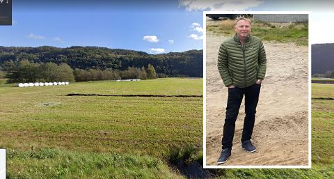 VIKTIG: Leder Kvinesdal Bondelag Ivar Kvinlaug er opptatt av at tematikken om mental helse i landbruket skal løftes, helt til departementet.