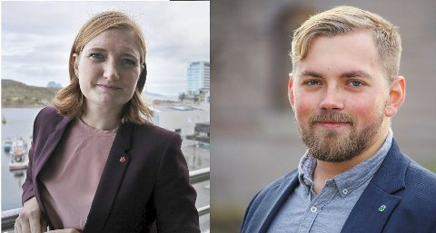 Uenige: Bodø-ordfører Ida Pinnerød liker dårlig at fylkesråd for samferdsel, Bent-Joachim Bentzen vil legge regninga over på kommunen når det kommer til beredskapen til Kjerringøy. Nå ber hun statsforvalteren redegjøre for ansvaret.