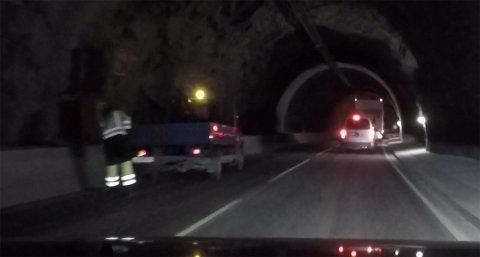 Vegtilsynet har funnet alvorlige feil i flere tunneler.