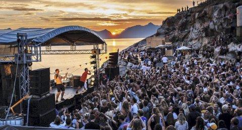 Trevarefest: Mandag starter Trevarefest for tredje gang. Årets festival ble utsolgt på bare sekunder. Også billettene til fjorårets festival der Kjartan Lauritzen spilte, røk unna i høy fart. foto: Jonathan vivaas kiss