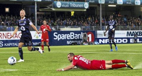 Veton Berisha og Brann gikk skikkelig på trynet i Kristiansund, og nå tar BAs fotballekspert Mons Ivar Mjelde bladet fra munnen.