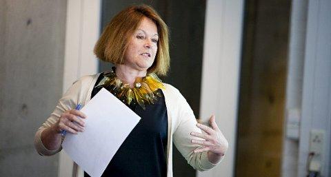 Bergen Nasjonale Opera presenterer en telefonopera under de alternative Festspillene. – Det er annerledes, teatralsk, sier operasjef Mary Miller.