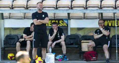 Etter flere sesonger med bunnstrid har det virkelig klaffet for Arne Sandstø og Jerv denne sesongen.