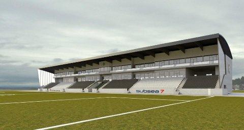 Nytt RIL stadion: Det nærmer seg stadig for et nytt Randaberg stadion. Nå overtar Randaberg kommune grunnforhandlinger for å få hånd om tomtearealene ved siden av Randaberg Arena.