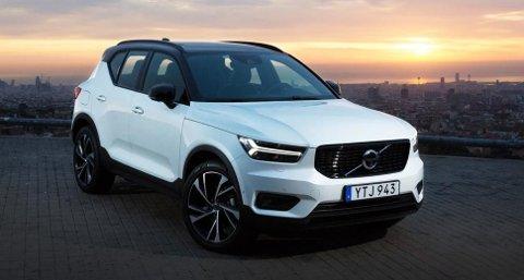 POTENSIELL SALGSVINNER: I dag kjøper de aller fleste ny Volvo i ladbar utgave. Dermed ligger mye til rette for at XC40 T5 Twin Engine også vil bite godt fra seg i markedet.