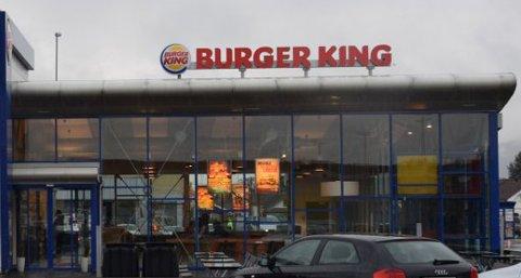 OVERTAR: Burger King åpner seks nye restauranter i løpet av 2018/2019.