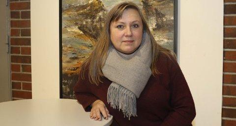 Bente Nilsen (SV). Foto: Linda R. Bruvik