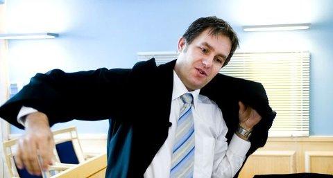 Bostyrer: Advokat Trond Karlsen er oppnevnt som bostyrer i konkursen i Sirnes Foto AS.