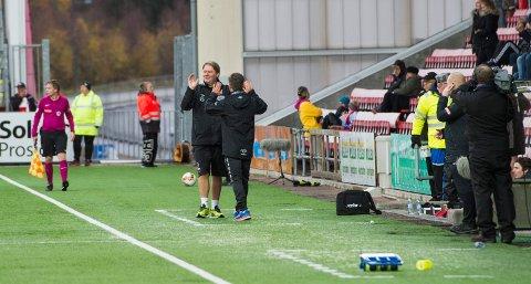 REDNINGSMENN: Bjørn Petter «BP» Ingebretsen og Alexander Straus.