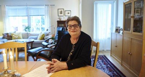 ENGASJERT: Gerd Harr Janson har levert en interpellasjon om eldreomsorg til ordføreren. Hun har flere spørsmål om eldreomsorg hun vil ha forpliktende svar på. Begge foto: Kristoffer Klem Bergersen