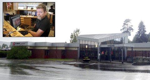 DRIVER I HARDT VÆR: Tidligere Slobrua-driver Grimur Vilhelmsson skylder nesten åtte millioner etter konkursen i sitt selskap Th Vilhelmsson.