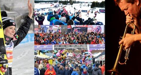 ARRANGEMENTER: Kalenderen er igjen fylt av større  kultur- og sportsarrangementer i Lillehammer-regionen. Arrangørene er spente på om befolkningen er klare etter snart to år i dvale.