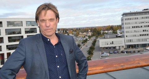 TIL SANDEFJORD: Bjørn Gudbjørgsrud blir fra 1. mai sjef for 5.500 ansatte i Sandefjord kommune.
