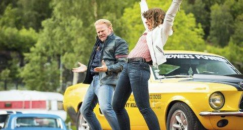POPULÆR: Børning 3 har fått lunkne anmeldelser, men har vært en suksess på Hamar. I overkant av 5. 000 har fått med seg filmen på Hamar kino.
