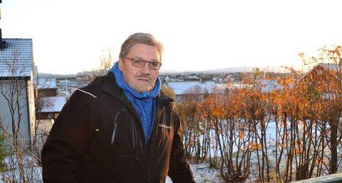 TILTALT: Statsadvokatene i Troms og Finnmark har tiltalt Bernt-Aksel Jensen for grovt økonomisk utroskap. Rettssaken er berammet til 9. februar neste år i Øst-Finnmark tingrett.foto: kenneth strømsvåg