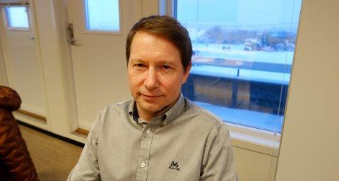 NY JOBB: Olaf Trosten begynner i ny jobb på nyåret og forlater toppstillingen i Nesseby kommune.