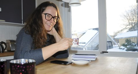 Oppsummerer: Ordfører Marianne Grimstad Hansen har ett år igjen som ordfører i Sørum. Det året skal hun bruke godt.Foto: Anita Jacobsen