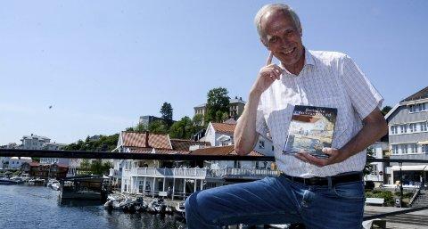 Forfatter: Per Johnny Thoresen har samlet og skrevet ned muntlige historier i en bok han har kalt for «Sveier fra en svunnen tid».