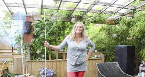 Anna Stina Næss har søkt på jobben som kultursjef i Bamble kommune.
