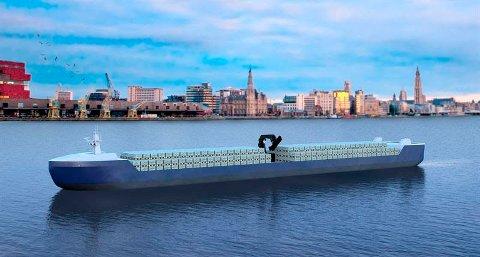 Autoship Horizon 2020 er støttet med nesten 200 millioner kroner (20,1 millioner euro).