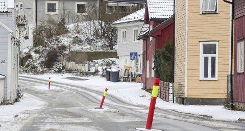 Abelsgate: Kommunens forsøk på å skape nye adferdsmønstre møter motstand. foto: espen vinje