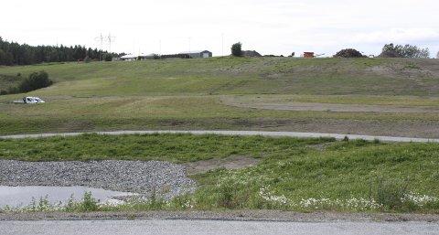 STORT OMRÅDE: Oslos tidligere søppelfylling dekker et område på cirka 490 dekar. Foto: Arne Vidar Jenssen