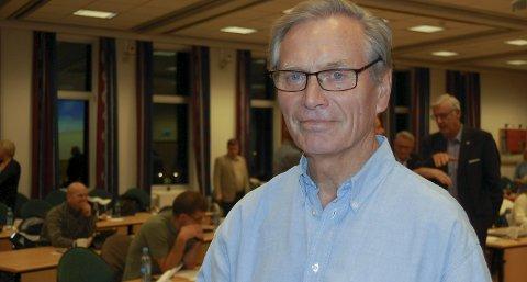Kritisk: Ski Pensjonistpartis Ola Øygard er oppgitt over alle lovnadene som brytes av de største partiene.