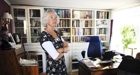 Margaret Skjelbred kommer til Torød kirke på søndag.