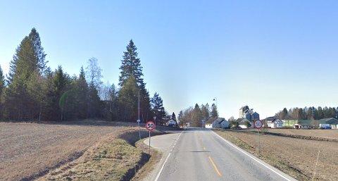 MISTET LAPPEN: Kvinnen ble tatt kjørende i en hastighet på 84 km/t i 50-sonen på Askimveien i sommer. Nå er hun dømt i Sarpsborg tingrett.