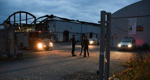 DØDSBRANN: To personer fra gjøvik omkom i brannen i Storgata 78 i Moelv onsdag 30. september. Etterforskningen pågår fortsatt.