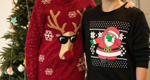 Illustrasjonsfoto: Heite eller teite julegensere?
