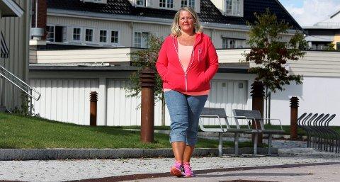 SYK: Grete Sjøli er diagnostisert med samme sykdom som kronprinsessen. Foto: Per Stokkebryn