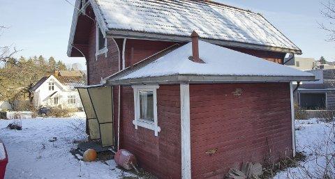 KONTROVERSIELT: Mange reagerer på at HEKF foreslår å rive hovedhuset som står på Hurum kommunes A-liste over verneverdige bygg.