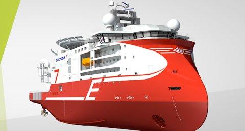 Et IMR-skip av denne typen skal Eidesvik levere til Subsea7 i 2012.