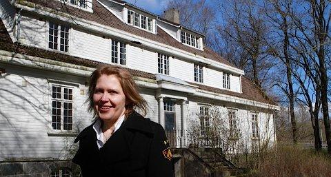 Marianne Opacic vil flytte Sømme husmorskole til Jelsa
