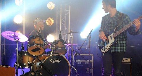 Rundt 70 artister stod på scenen på Melingsholmen i går kveld