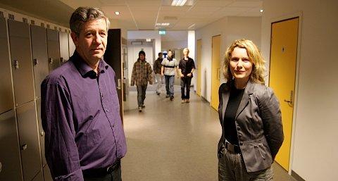Lill Wegner Thomassen kommer fra stillingen som inspektør og overtar rektorstillingen etter Gunnstein Ueland.