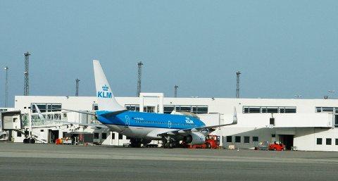 Stadig flere reiser fra Stavanger lufthavn, Sola til utlandet. I årets fire første måneder økte utenlandstrafikken med 17,4 prosent sammenliknet med samme periode i fjor.