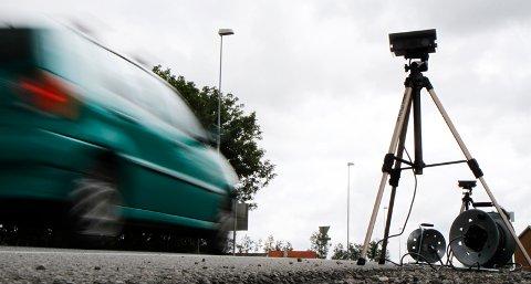 Har du droppet EU-kontrollen eller kjører uten forsikring, risikerer du at bilen blir avskiltet. (Arkivfoto)