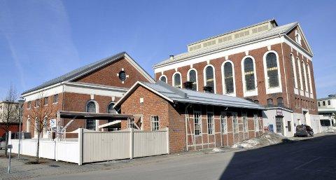 Skole: Dette kunne blitt ny ungdomsskole for fire år siden. Stemmetallene var knappe–og nå henter Høyre planen opp igjen. (arkivfoto)