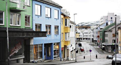 Gjenreisningsbyen: En sentral ramme for ny sentrumsutvikling, mener Asplan Viak. Foto: Trygve Strand Joakimsen