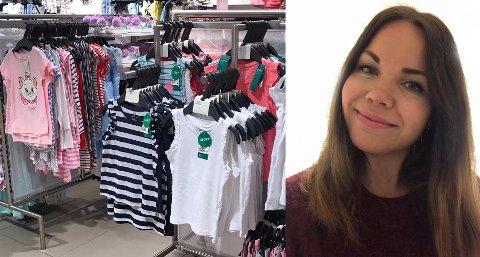 BEKYMRET: «Er det til jente eller gutt», spør betjeningen på H&M meg. Hver dag svarer sønnen min på fem år på spørsmål fra voksne mennesker. Også fra foreldre til andre barn i barnehagen som kaller ham «snuppa», skriver Henriette Grimstad Ågren.