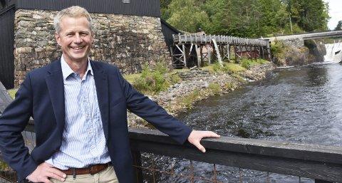 Knut Aall, som nå er direktør på Næs Jernverksmuseum, har vært nevnt som en naturlig ordførerkandidat på en ny bygdeliste. Aall forteller at han har fått flere oppfordringer om å stå på en bygdeliste, men understreker at han ikke jobber med dette. Arkivfoto