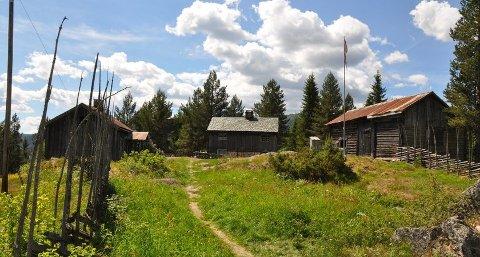 FREDER KRIGSÅSTEDET: Innlandet fylkeskommune har igangsatt fredningssak for Bagnsbergatn.