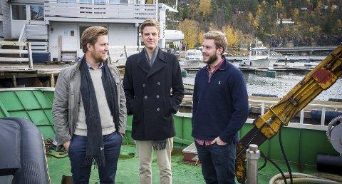 Satser: F. V: Henrik Johan Grøstad, Petter Kvarme og Stig Malmer Kolve.alle foto: Åsmund A. Løvdal