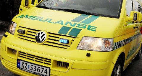 Ambulanse utrykning